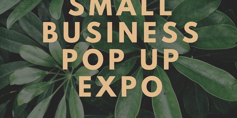 Small Business Pop Up Expo