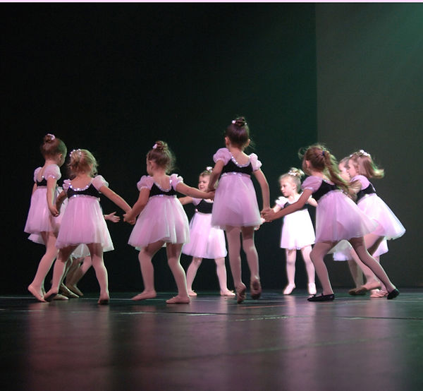 toddler primary kinder age 3-5 dance class