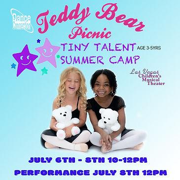 Teddy Bear Camp Dance las vegas