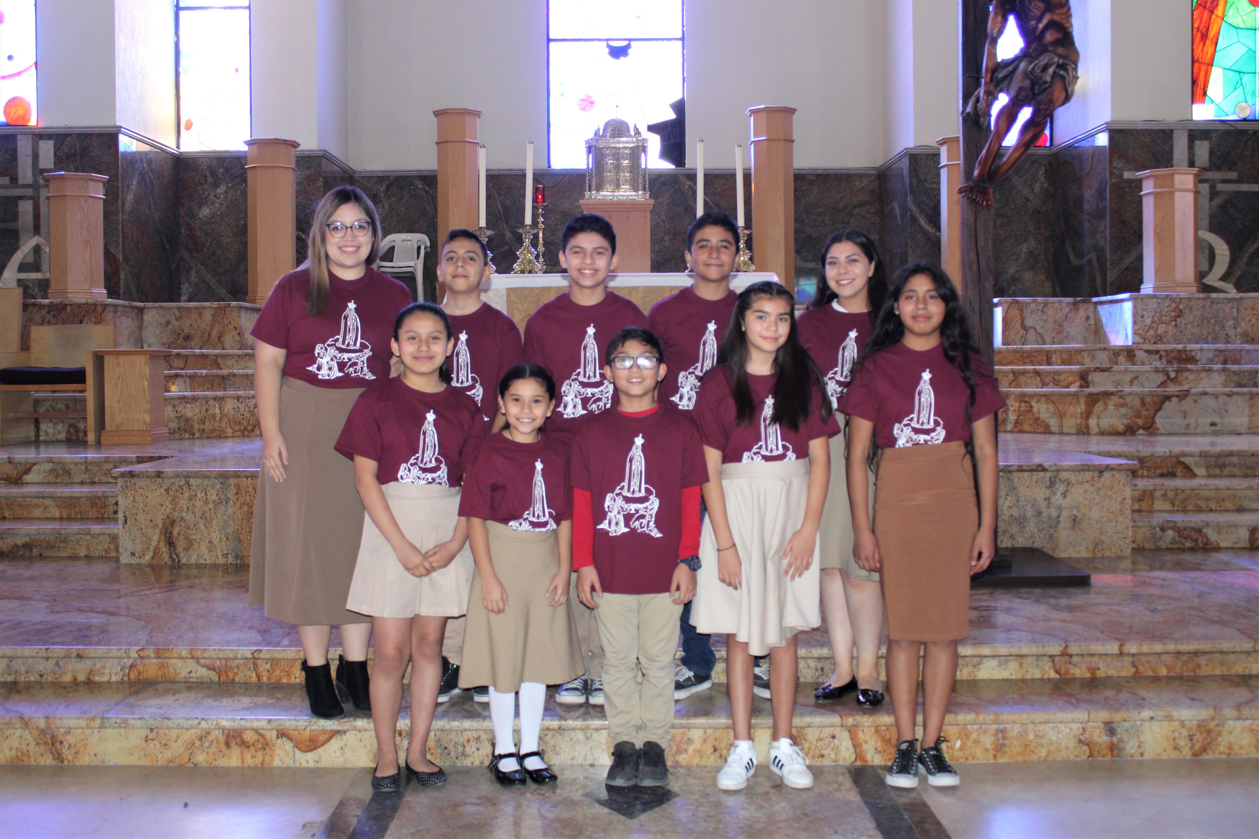 Grupo Hijos de Fátima