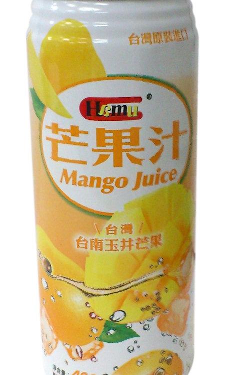 AJI339Hamu 芒果汁飲料 490ml