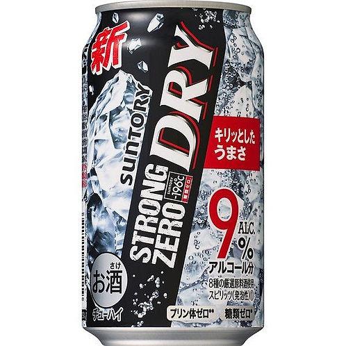 F14221 Suntory Strong Zero Dry 原味超 Hi (酒精度 9%) 350ml