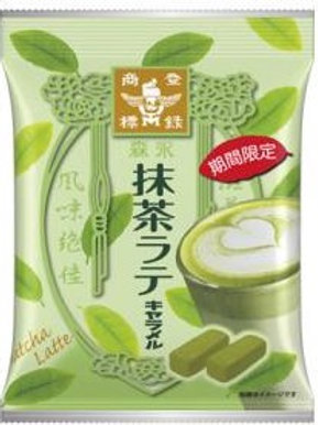 F13752 Morinaga 森永抹茶拿鐵牛奶軟糖 79g (2pcs)