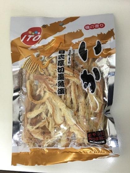 ITO0147ITO 金裝日式厚切墨魚條 75g