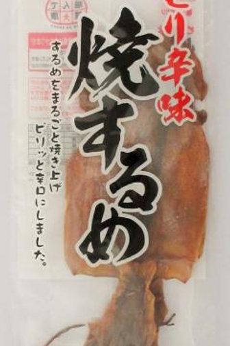 F13705 Natori 納多利原隻辣味烤魷魚 3 枚入