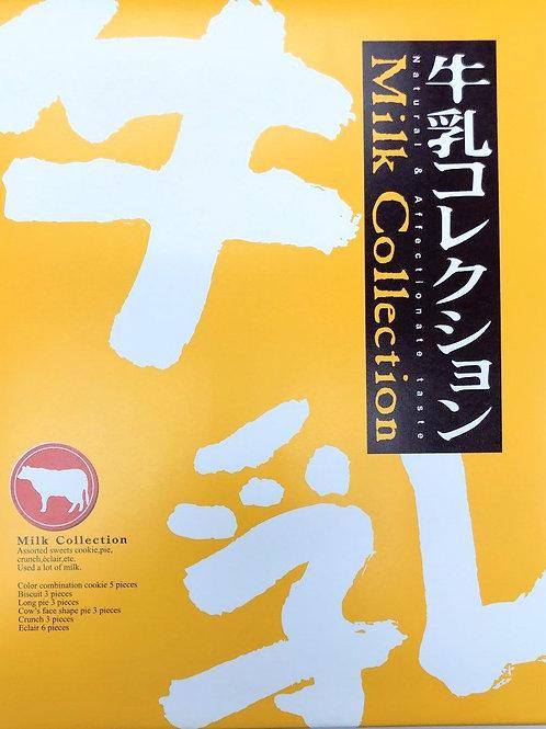 F7117 日本江戶祭北海道牛乳餅禮盒 23's