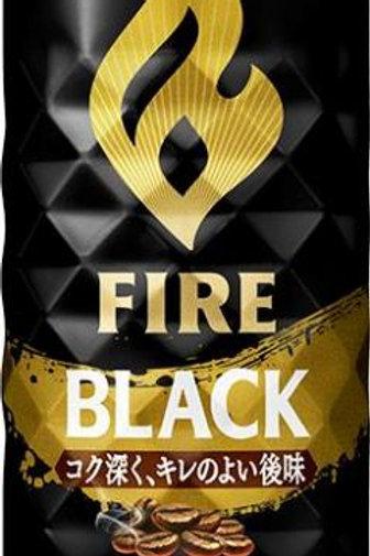 F12103 麒麟 Fire 無糖黑咖啡 185g ( 2 罐裝)