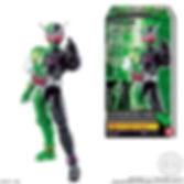 F12552 Bandai 幪面超人雙動變身模型公仔香口膠 1's 8x6