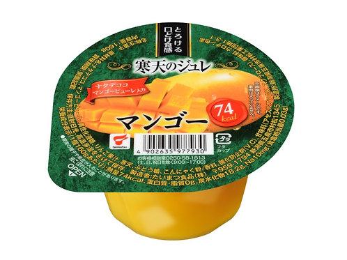 F12667_2 Taimatsu大松芒果果肉寒天啫喱 160g (2個裝)