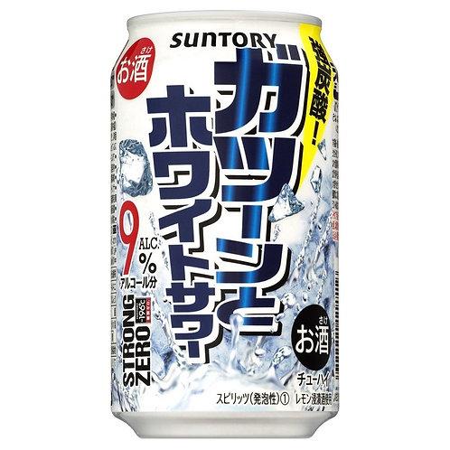 F14220 Suntory Strong Zero 白梳打超 Hi (酒精度 9%) 350ml 24pcs