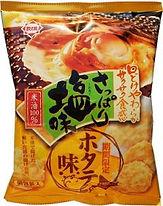 F12543本田鹽燒帆立貝米餅 65g 12x1