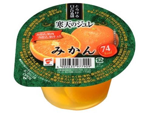 F12664_2 Taimatsu大松蜜柑果肉寒天啫喱 160g (2個裝)25.00