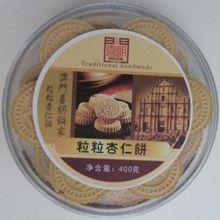 ZH0194  粒粒杏仁餅400g