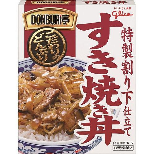 F12780 固力果特製Sukiyaki牛肉丼 170g