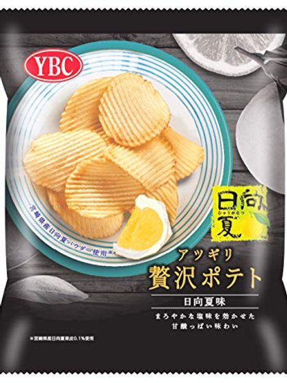 F12866 YBC 夏日檸檬薯片 60g 2pcs