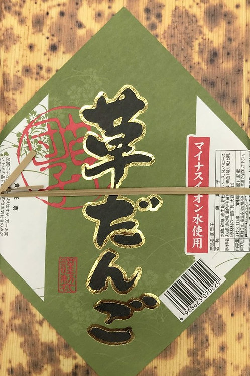F5782 日本江戶祭草団子 3'sx10