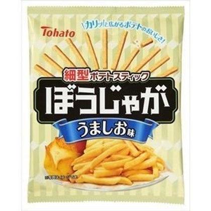 F13044 Tohato 東鳩原味薯條 60g 3pcs