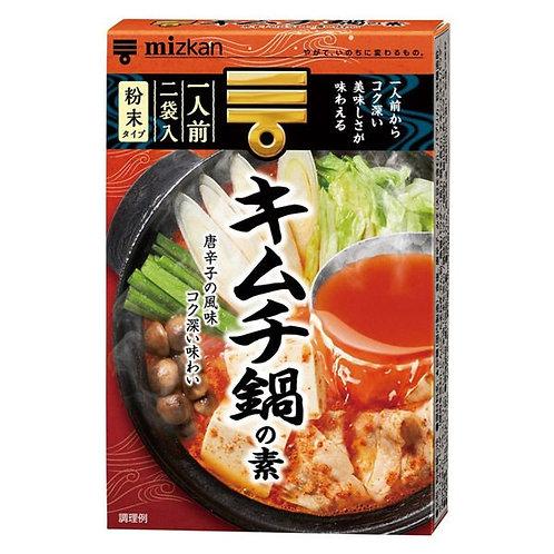 F14241 Mitsukan 一人前韓國泡菜味湯底 2 袋入 38g 2pcs
