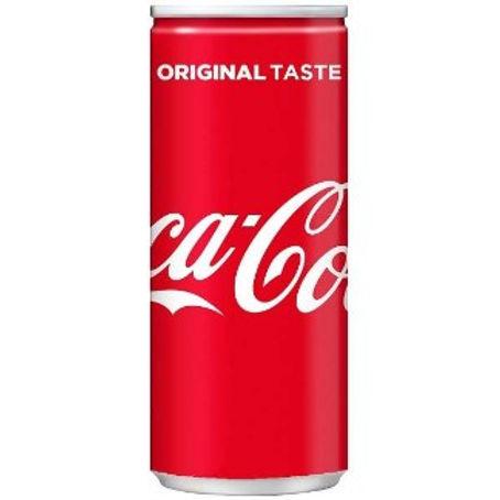 f1555(2017) 日本可口可樂罐裝 250ml 30x1  (特價)