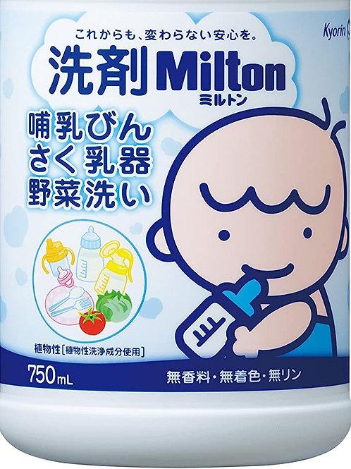 HW0019 Kyorin 杏林製藥 Milton 哺乳器野菜洗劑補充裝 650ml