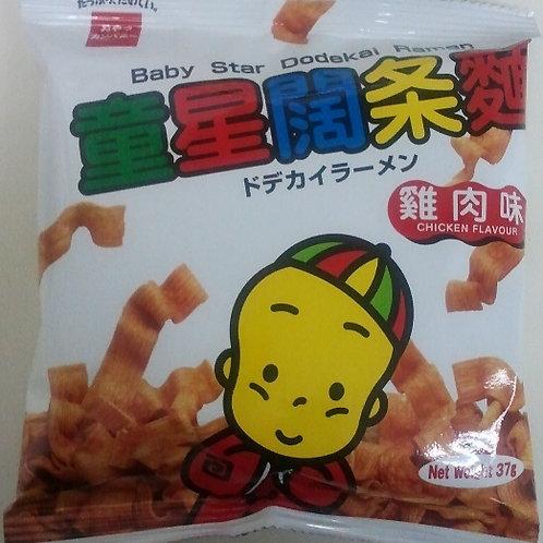 FS0029 童星 闊條麵 (雞肉味) 37g