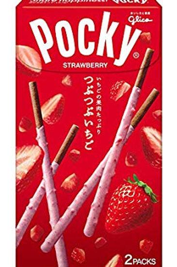 F12379 固力果粒粒草莓果肉佰奇 2 袋入