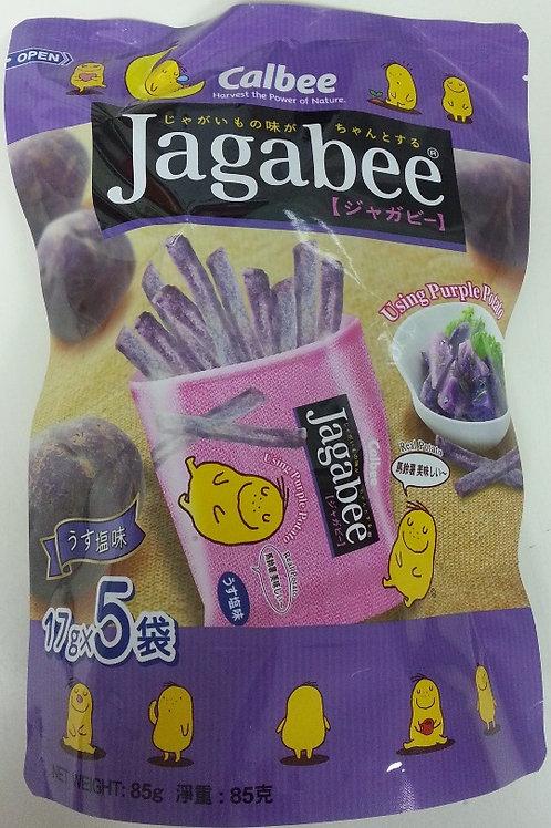 FS0107卡樂B宅卡B紫薯條原味企身袋 85g