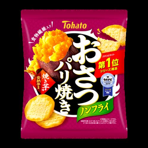 F14230 Tohato 東鳩烤薯薯片 52g 12pcs