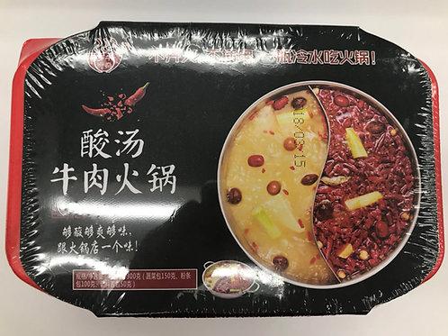 LF0007   羅府 DIY 酸湯牛肉火鍋 300g