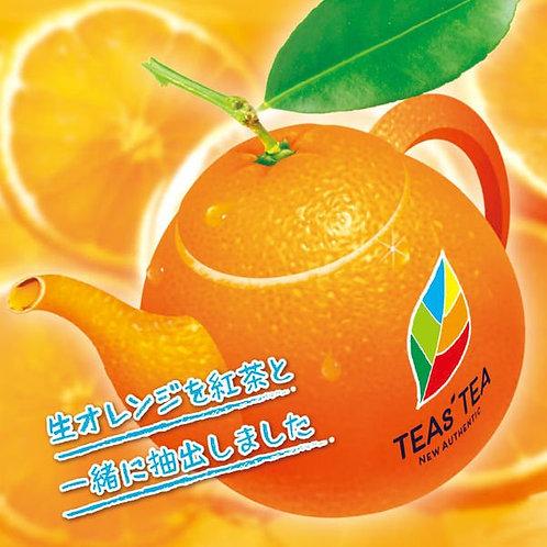F14225 Itoen 伊藤園生橙茶 500ml 24pcs