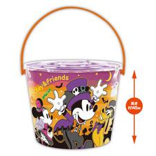 HW01218 萬聖節迪士尼手挽膠筒菓子 6x2