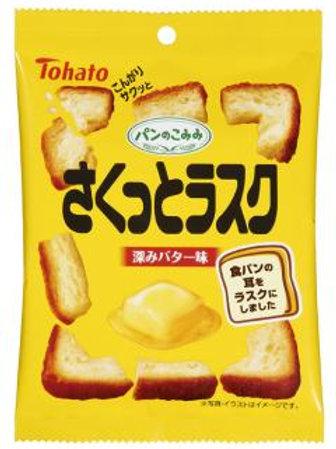 F12825_2 Tohato 東鳩牛油多士 60g (2包裝)