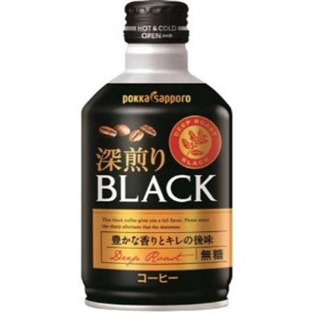 F11165 百佳深煎無糖咖啡 275ml