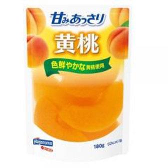 F13507S Hagoromo 即食減甜黃桃 180g