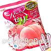 f11666 雪國水蜜桃蒟蒻啫喱 6's