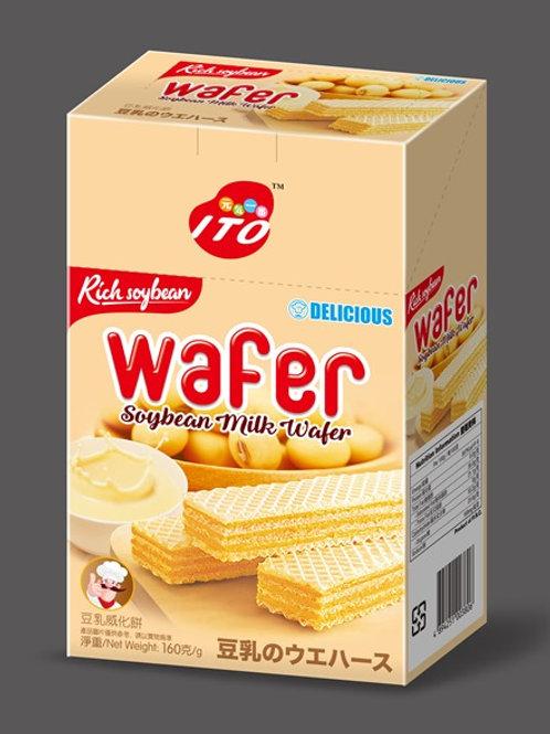ITO0156ITO 豆乳威化餅 160g