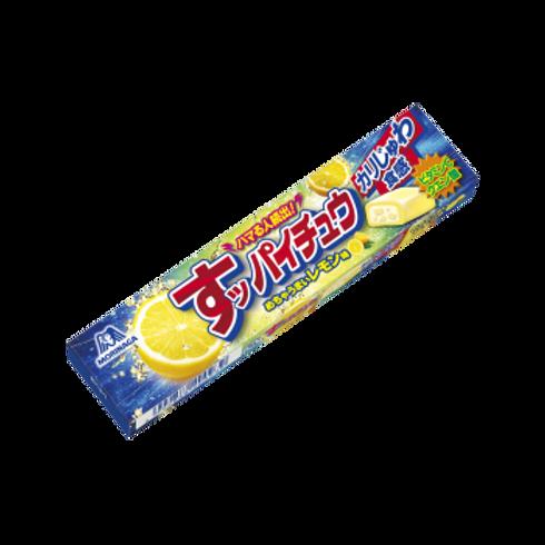 F12976 Morinaga 森永日版檸檬味 Hi 超軟糖 12 粒入 (日本製造) 55g 12pcs