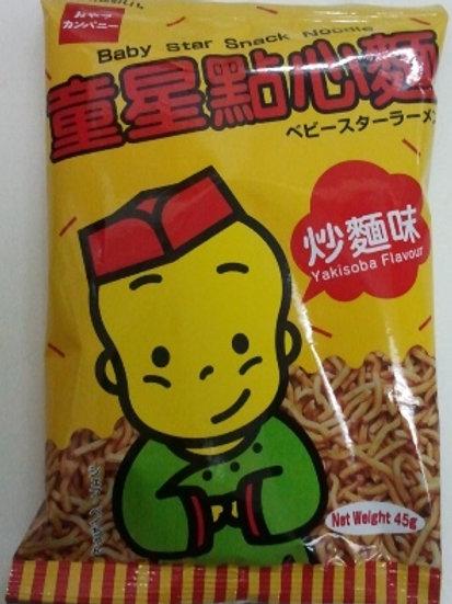 FS0004   童星 點心麵 (炒麵味) 45g