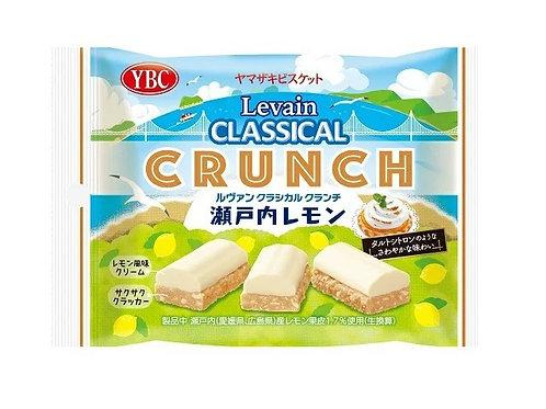 F13893 YBC 瀨戶內檸檬甘脆小食 (小袋) 35g 3pcs