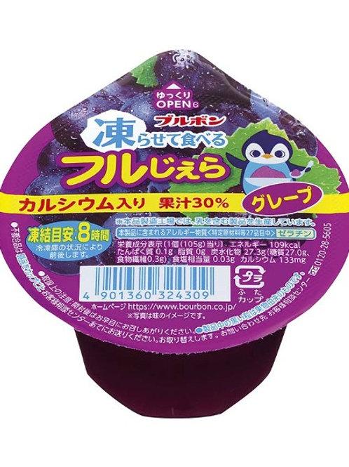 F13717 BOURBON 百邦葡萄果汁啫喱 105g (5pcs)