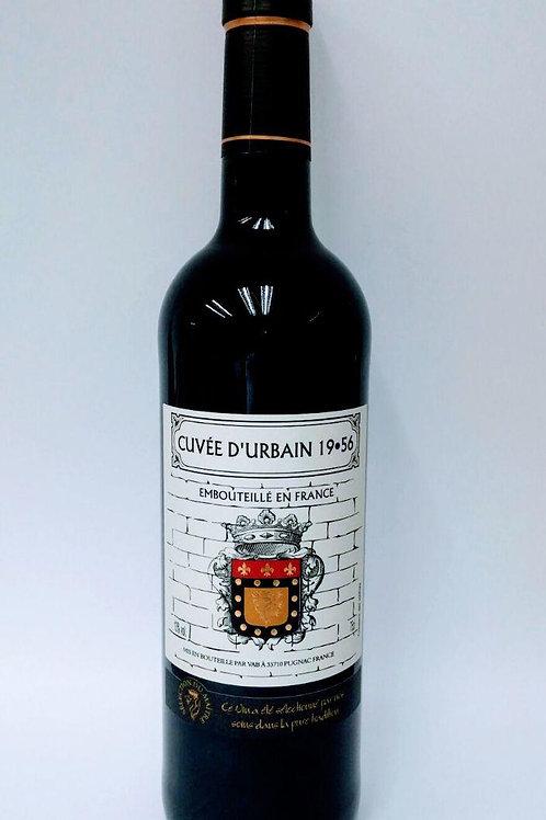 FW0004 法國高威特邦紅酒 (酒精度 13%) 750ml