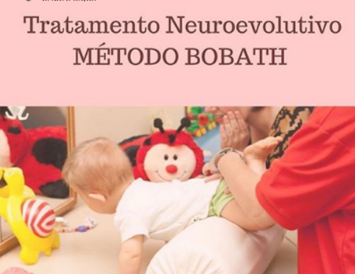 Tratamento De Fisioterapia Pelo Método Neuroevolutivo-Bobath