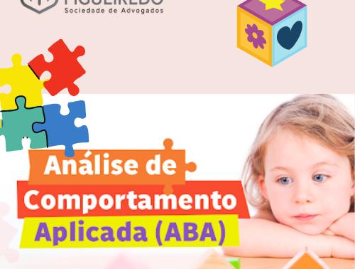 Análise Do Comportamento Aplicada ou ABA