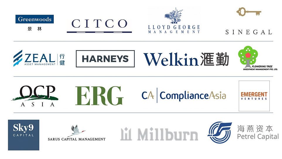partner page with sinegal citco harneys.