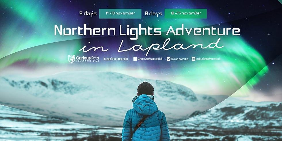 Northern Lights Adventure In Lapland-8 Days