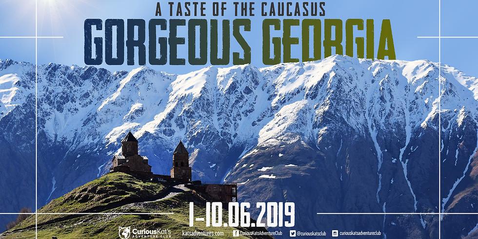 Gorgeous Georgia: A Taste Of The Caucasus