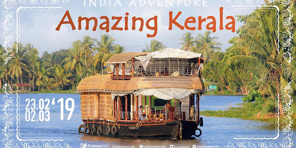 India Adventure - Amazing Kerala