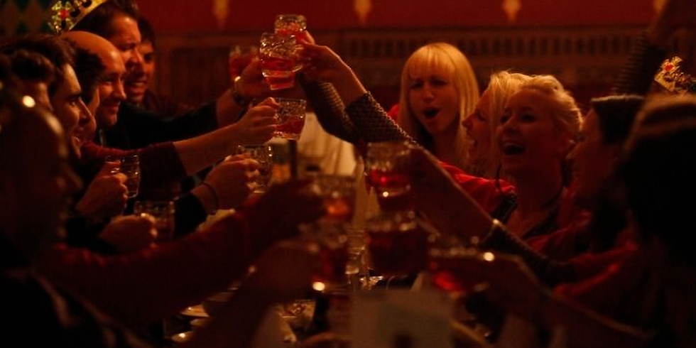 Medieval Banquet: Medieval Show, 4 Course Meal and Unlimited Ale & Wine