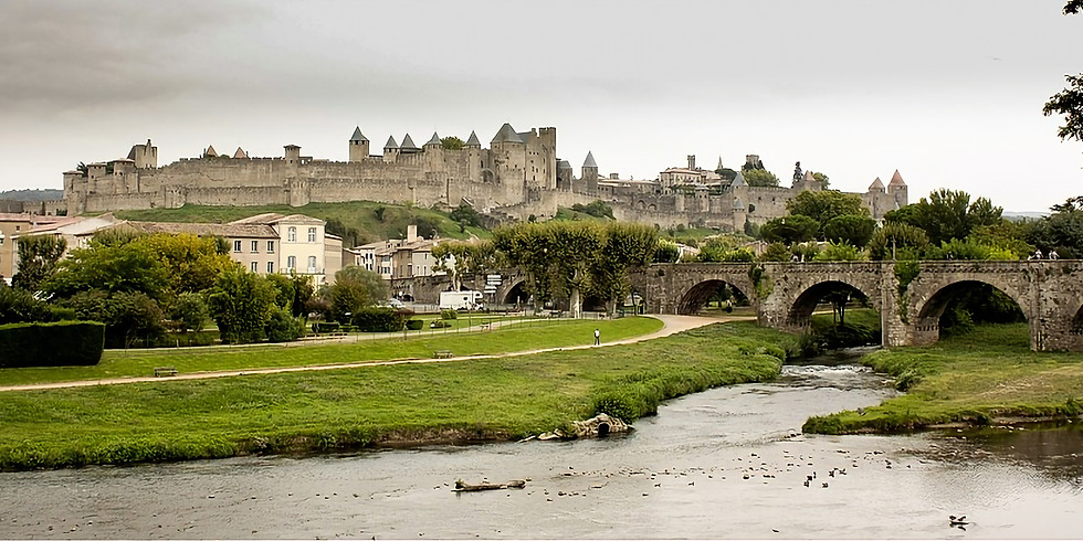Carcassonne Adventure - In search of The Holy Grail