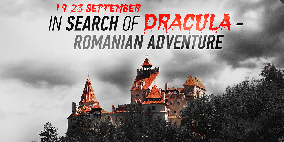 In Search Of Dracula-Romanian Adventure